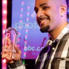 Bhangra singer JK named Best Newcomer at the UK ASIAN MUSIC AWARDS (UKAMA) 2010