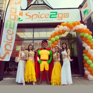 Indian takeaway chain, Spice 2 Go opens in Sidcup