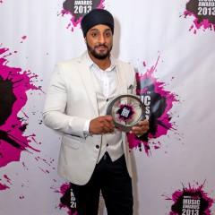 San2 Takes Gold at Brit Asia Music Awards!