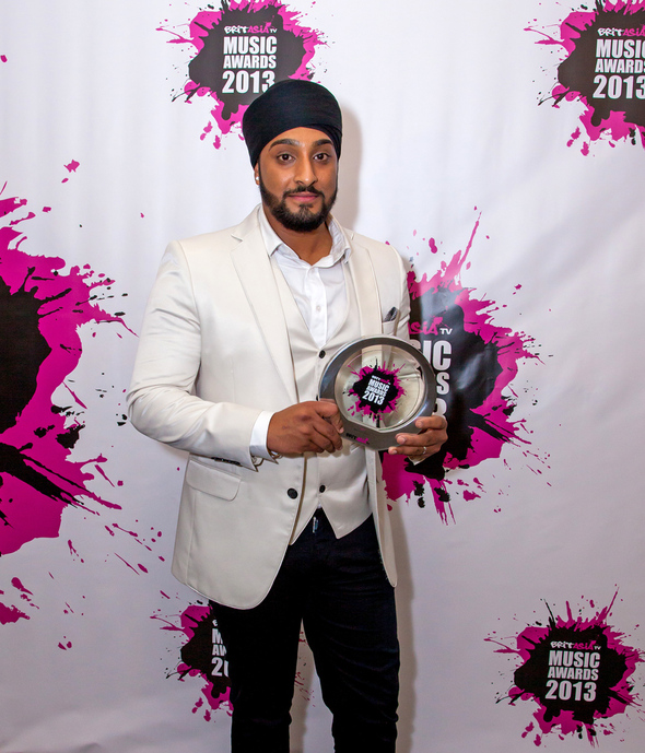 San2 Takes Gold at Brit Asia Music Awards!