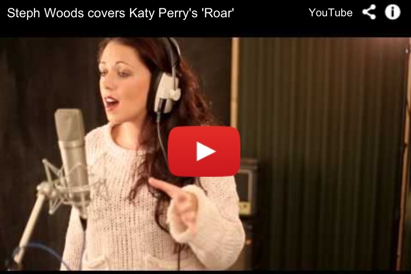 X Factor contestant Steph Woods covers Katy Perry's Roar