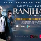 Rajeev B is back with new single 'Ranjhana'