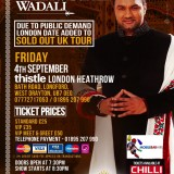 MOBO Media and Kudos Music Present Lakhwinder Wadali Live!