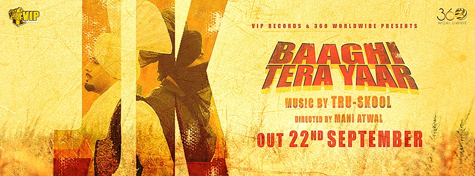 JK is back with new single 'Baaghi Tera Yaar'