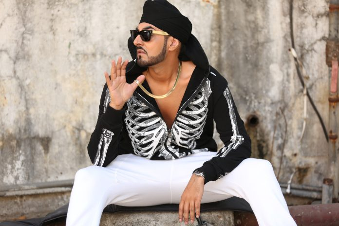 Top Model Kylie would soon gyrate to upcoming Punjabi solo by Manjeet Ral aka Manj