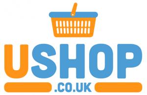 Ushop logo
