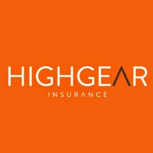 High Gear Logo
