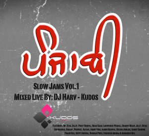 Panjabi Slow Jams Vol 1 Cover Final 2