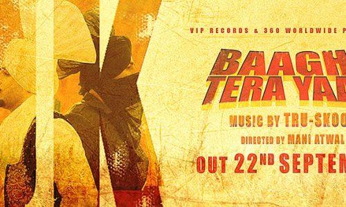 JK is back with new single 'Baaghi Tera Yaar'